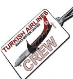 THY Turkish (MUFC) Crew Tag